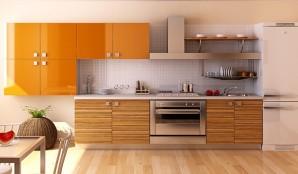 Кухня модерн пленка пвх